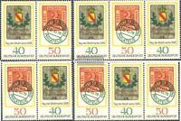 BRD (BR.Deutschland) WZd1-WZd4 (kompl.Ausg.) postfrisch 1978 Tag der Briefmarke