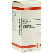 Pulsatilla D 6 compresse 200st Dhu 2803341