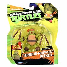BRAND NEW TEENAGE MUTANT NINJA TURTLES TONGUE-POPPIN MIKEY 90626 TMNT