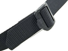 "5.11 Tactical TDU Nylon Belt 1.75"" Plastic Buckle Black 40-42"" 59552-019-XL"