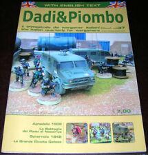 DADI & PIOMBO N. 37 (WITH ENGLISH TEXT) - Wargamer Italiani (Wargamers)