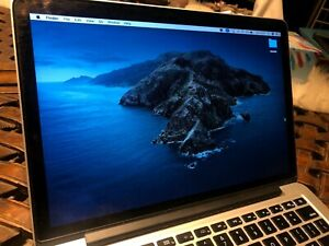 "Apple MacBook Pro 13,3"" Debut 2015 (Dual Intel Core i7 3,10ghz, 128GB, 8GB)"