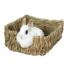 Hand-Woven Small Pet Nest Cage Pet Grass For Rabbit Guinea Pig Reliable Duable
