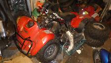 Honda TRX 250 Frame Bolt Breaking Complete Bike