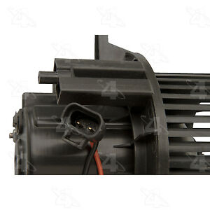 New Blower Motor With Wheel 75876 Parts Master