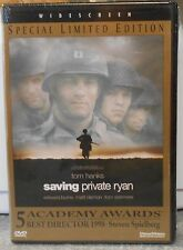 Saving Private Ryan (Dvd, 1999 Special Limited Edition) Rare Tom Hanks Brand New