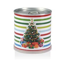 Weihnachtsbaum in der Dose - Baum, Geschenke und bunte Streifen von MacFlowers