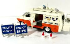 Dinky Toys - Ford Transit Van - Police Accident Unit - 287 Meccano Ltd England