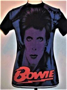 early 2000s DAVID BOWIE Diamond Dogs Art rock T-shirt