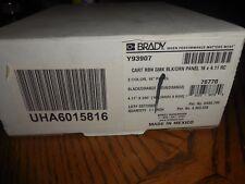 BRADY 76770 GLOBALMARK 200 FOOT LENGTH X 4.11 INCHES WIDTH  ORANGE RIBBON
