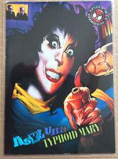 Typhoid Mary #79 Card Spider-Man Premium 1996 Eternal Evil [Artist Dave Devries]
