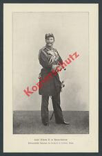 Kaiser Wilhelm II. Imperial Navy Admiral Uniform Sceptre nobility Berlin 1898