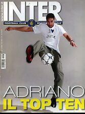 Inter Football Club anno 2004 n° 03 Adriano