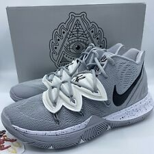 """Nike Kyrie 5 TB """"Wolf Grey"""" Basketball Shoes CN9519-001 Men's Size 10.5"""