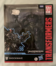Transformers Studio Series 56, SHOCKWAVE Leader Class