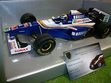F1 WILLIAMS RENAULT 1997 #4 bleu à l'échelle 1/18 HHF EDITION formule 1