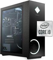_No GPU_HP OMEN 30L Gaming PC - i9-10850K 32 GB RAM 1 TB SSD and 2 TB HD Win10H