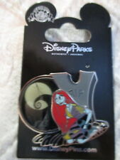 Disney Nightmare Before Christmas RIP Sally Pin - New on Card