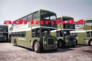 ORIGINAL  BUS SLIDE - WESTERN NATIONAL BRISTOL FLF 464FTT