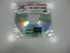 LOQUILLO Y TROGLODITAS CD SINGLE SPANISH FEO, FUERTE Y FORMAL. PROMO