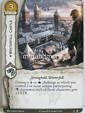 A Game of Thrones 2.0 LCG - 1x Winterfell Castle #022 - Taking the Black - Secon