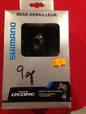 Shimano Deore RD-M591 9 Velocità Posteriore Deragliatore Nero