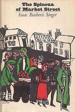 "ISAAC BASHEVIS SINGER ""The Spinoza Street Market"" (1961) FIRST PRINTING"
