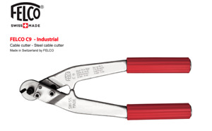 WT-C9 Felco professional/ industrial wire cutters