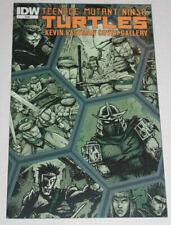 Teenage Mutant Ninja Turtles Kevin Eastman Cover Gallery #1 NEAR MINT NM 9.4 IDW