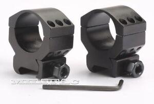 Starke tiefen Montageringe 30mm für Zielfernrohr Weaver / Picatinny 21 mm