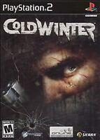 Cold Winter (Sony PlayStation 2 PS2) No Manual