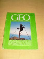 GEO N°22 Décembre 1980