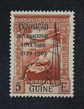 CKStamps: Portugal Guinea Stamps Collection Scott#C7A Mint NH OG Overprint