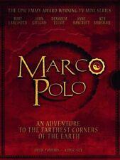 Marco Polo 5706152395340 With Burt Lancaster DVD Region 2