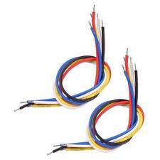 10x Bajo de guitarra eléctrica Interior Cable de conexión Línea de