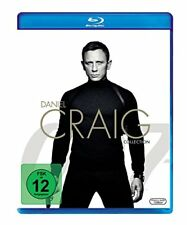 James Bond 007: Daniel Craig Collection inkl. Spectre [Blu-ray] NEU/Folie (1397)