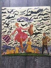 """'The Sound of Music' """"Custom Bat Cover"""" Signed J. Meyer Rare Vinyl LP. LSOD 2005"""