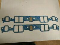 Small Block Chevy Performance Intake Gasket Set with Blocked Off Heat Riser