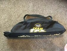 Pre Owned Louisville Slugger Team TPX Baseball Bag for Bats and Gear.  Initials.