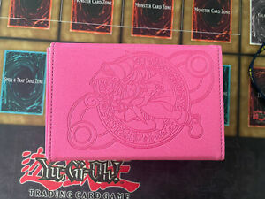 Dark Magician Girl Pink Leather Deck Box Exclusive Rare Sexy Yu-Gi-Oh!