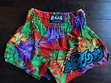 Raja Boxing Muay Thai Shorts MMA Boxing NIP Songkran One Pair Large/XL