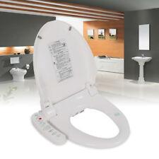 Electronic Smart Bidet Water filter Sprayer Toilet Seat Heated Massage Control