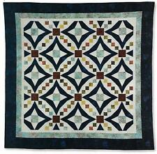 Wave-Washed Pebbles Quilt quilting pattern instructions