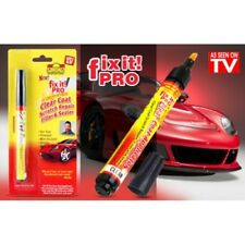 Fix It Pro Clear Coat Applicator Car Scratch Repair Pen Scratch Remover