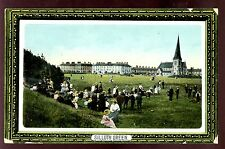 Cumbria SILLOTH Green 1911 PPC mailed from super postmark