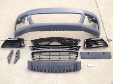 Paraurti anteriore completo in abs volkswagen scirocco R con griglie incluse new