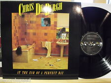 "★★ 12"" LP - CHRIS DE BURGH - At The End Of A Perfect Day"