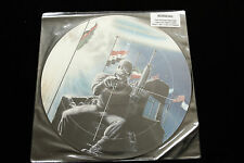 Iron Maiden 2 MINUTES TO MIDNIGHT - PICTURE DISC LP NM STICKER 1984 12 EMIP 5489
