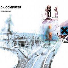 ADESIVO STICKER Radiohead OK Computer