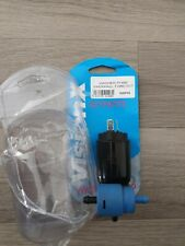 Washer Pump Twin Outlet Vauxhall, VW, Fiat, Alfa Romeo & Audi